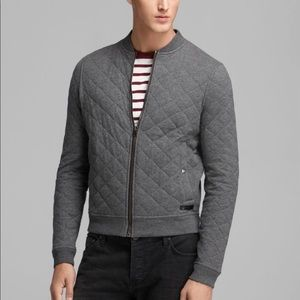 Burberry Brit Marvel Quilted Jacket
